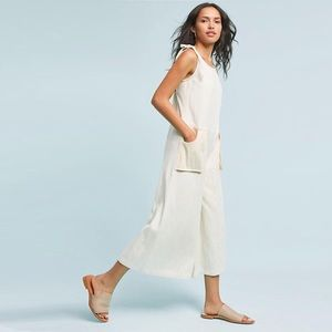 NWT Anthropologie Wellfleet by Wray Jumpsuit